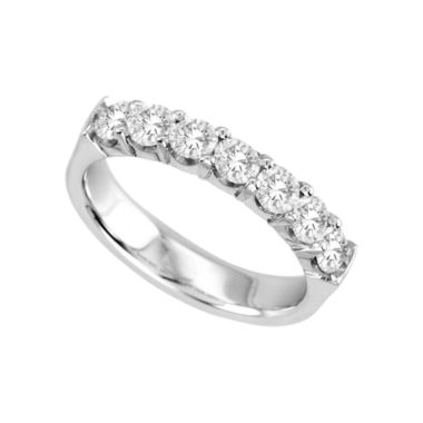 jcpenney.com | 1 CT. T.W. Diamond Band 14K White Gold