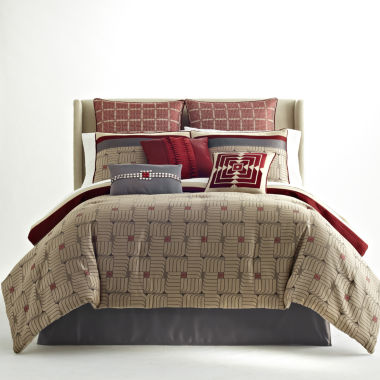 jcpenney.com | MacDougal 4-pc. Comforter Set & Accessories