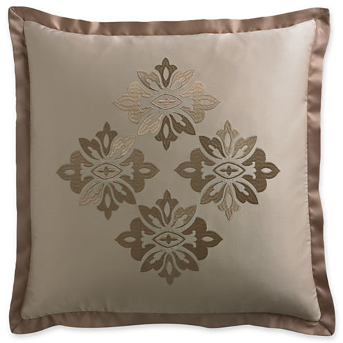 "River Oaks 18"" Square Decorative Pillow"