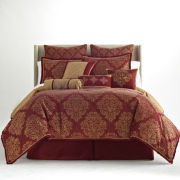 St. Charles 4-pc. Comforter Set & Accessories