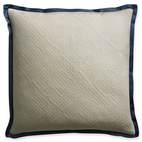 "Torino 16"" Square Decorative Pillow"