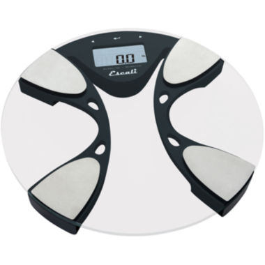 jcpenney.com | Escali® Body Fat & Body Water Bathroom Scale BFBW200