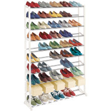 LYNK® 50-Pair Shoe Rack