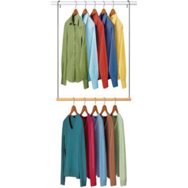 jcpenney.com | LYNK® Double Hang Closet Rod