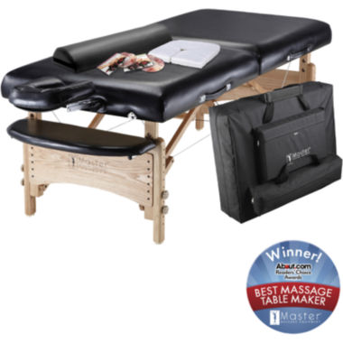 "jcpenney.com | Master® Massage Olympic LX  32"" Massage Table Set"