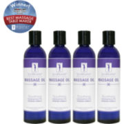 Master® Massage 4-pack 8-oz. Soothing Blend Massage Oil