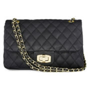 Lulu™ Claire Quilted Shoulder Bag