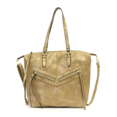 jcpenney.com | a.n.a Austin Top Zip Tote Bag