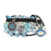 Decree® 6-pc. Friendship Bracelet Set