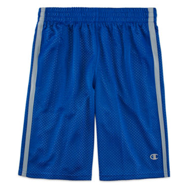 jcpenney.com | Champion® Halftime Mesh Shorts - Boys 8-20