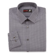 JF J. Ferrar® Easy-Care Dress Shirt - Slim Fit
