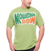 Trau & Loevner Mountain Dew Tee - Big & Tall