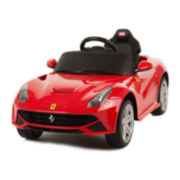 Rastar Ferrari 12V Car - Red