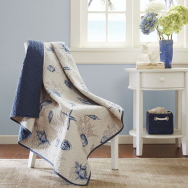 jcpenney.com | Madison Park Nantucket Oversize Quilted Throw