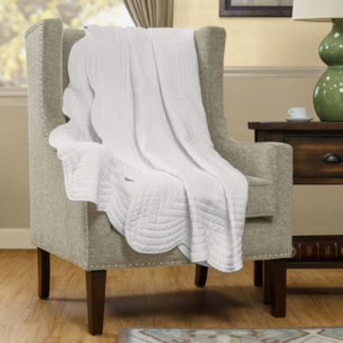 jcpenney.com | Madison Park Venice Oversized Quilted Throw