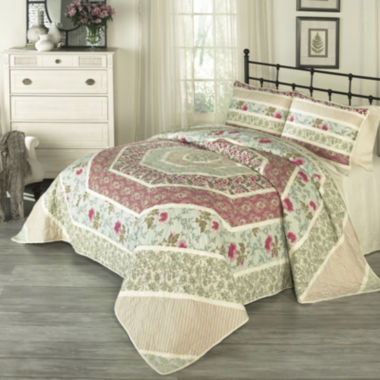jcpenney.com | Historic Charleston Maiden Lane 3-pc. Quilt Set