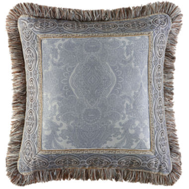 "jcpenney.com | Queen Street® Harrington Decorative 20"" Square Pillow"