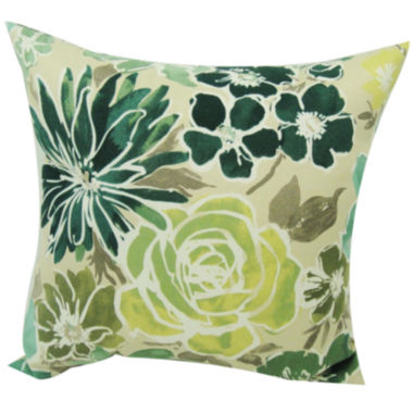 jcpenney.com | Blossom Floral Outdoor Pillow
