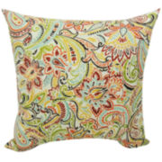 Bohemia Paisley Outdoor Pillow