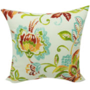 Jordanna Floral Outdoor Pillow
