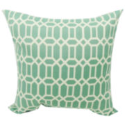Rhodes Trellis Quartz Decorative Pillow