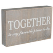 """Together"" Decorative Box"