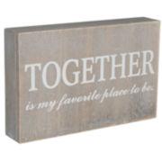 """Together"" Decorative Box"