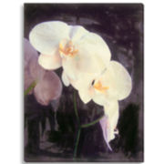 Midnight Garden II Canvas Wall Art