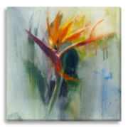 Bird of Paradise I Canvas Wall Art