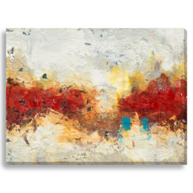 jcpenney.com | Chromaticity II Canvas Wall Decor