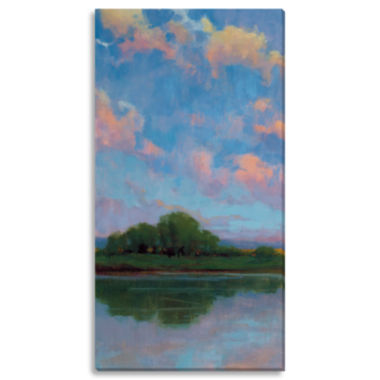 jcpenney.com | Spring Sunset I Canvas Wall Art