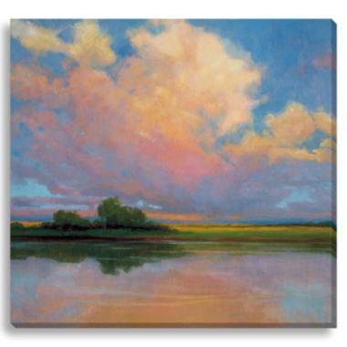 jcpenney.com | Spring Sunset II Canvas Wall Art