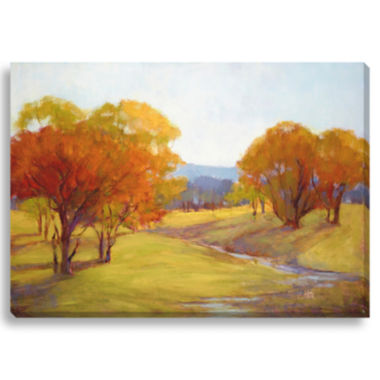 jcpenney.com | Autumn Day I Canvas Wall Art