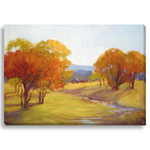 Autumn Day I Canvas Wall Art