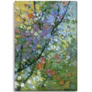 Springtide I Canvas Wall Art