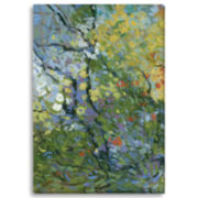 Springtide II Canvas Wall Art