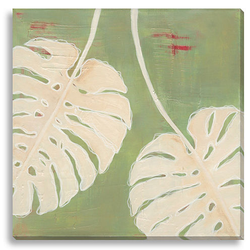 Palm Study V Canvas Wall Art
