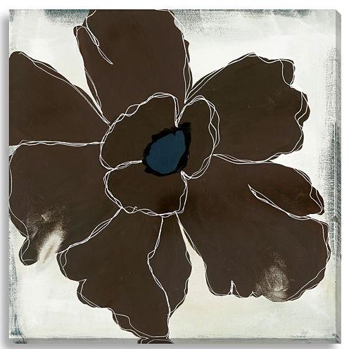 Modern Flower I Canvas Wall Art