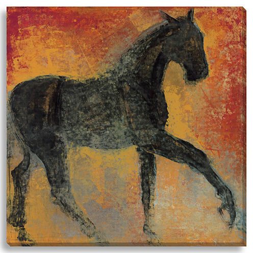 Furioso I Canvas Wall Art