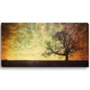 The Ends of the Earth Canvas Wall Art