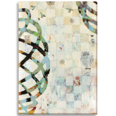 jcpenney.com | Twist I Canvas Wall Art