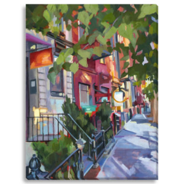 jcpenney.com | New York Afternoon Canvas Wall Art
