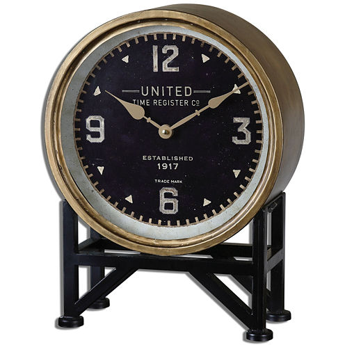 Shyam Mantel Clock