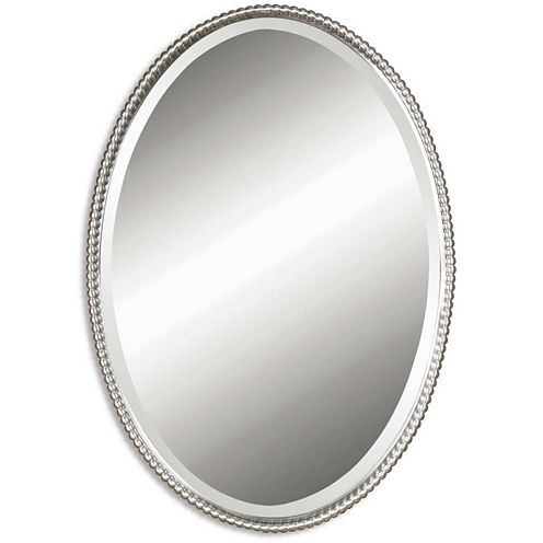 Sherise Oval Wall Mirror