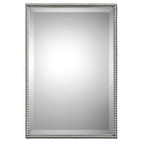 Sherise Rectangle Wall Mirror