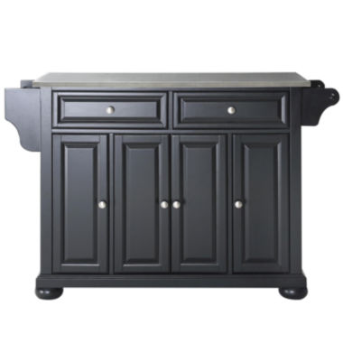 jcpenney.com | Caldwell Stainless Steel Top-Kitchen Island