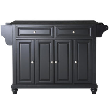 jcpenney.com | Pelham Black Granite-Top Kitchen Island
