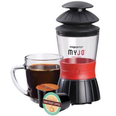 jcpenney.com | Presto® MyJo™ Single-Cup Coffee Maker