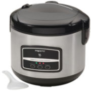 Presto® 16-Cup Digital Rice Cooker & Steamer