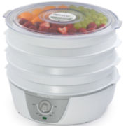 Dehydro™ Electric Food Dehydrator + Adjustable Temperature Control